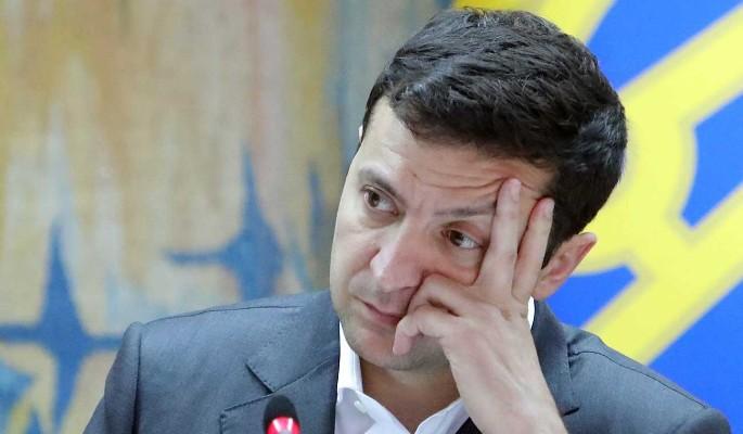 Будут жертвы: забитому Зеленскому предложили пойти на крайность