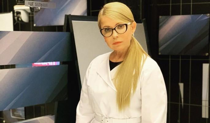 Объявлено о назначении Тимошенко премьер-министром Украины