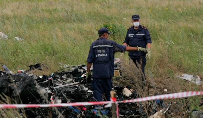 Украинцы попались на лжи о катастрофе MH17