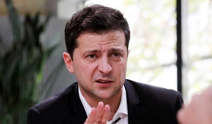 В Киеве объявили о начале импичмента Зеленского