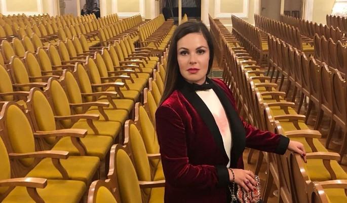 Телеведущая Екатерина Андреева откровенно о разводе с мужем
