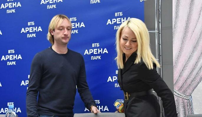 Как поделят имущество Рудковская и Плющенко после развода