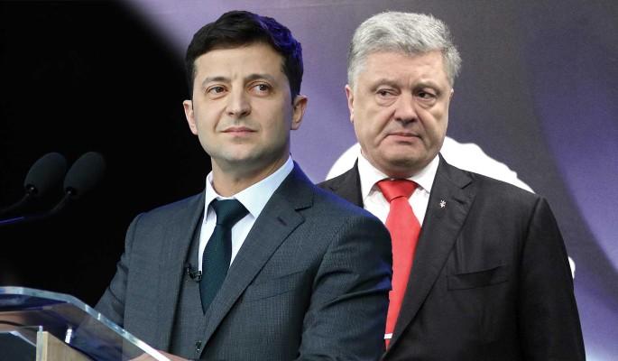 Нерешительный Зеленский попал в зависимость от Порошенко
