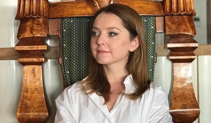 Валентина Рубцова продемонстрировала сочные формы