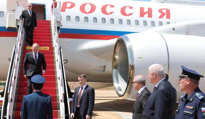 Занятой Путин довел украинцев до бешенства