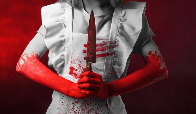 """""""Пырнула ножом мальчика"""": Рудковская страшно кричит после нападения на ребенка"""