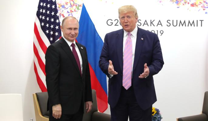 Путин дал совет идущему на второй срок Трампу