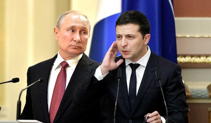 Зеленского предупредили о провокации перед встречей с Путиным в Париже