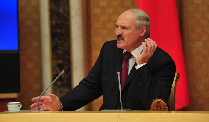 Лукашенко публично закатил истерику