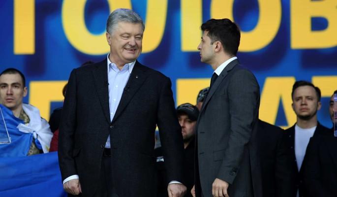 Сенсация: объявлено о союзе Зеленского и Порошенко