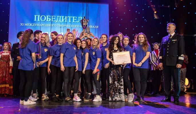 Российский университет транспорта стал победителем фестиваля