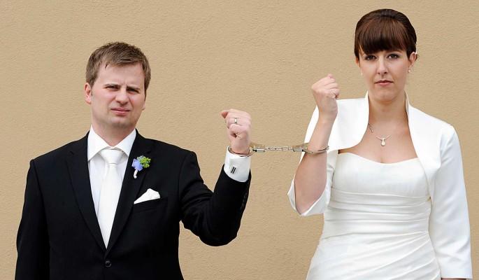 Почему мужчины избегают свадьбы