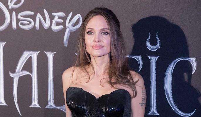 Вид высохшей до костей Джоли вызвал шок