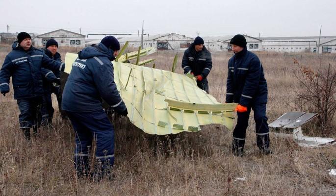 """""""Совершенно нелогично"""": неожиданный поворот в деле о катастрофе MH17"""