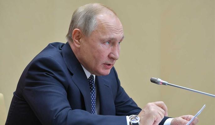 Путин предупредил россиян о растущей военной угрозе