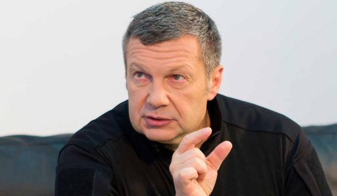 Соловьев вступился за бойца