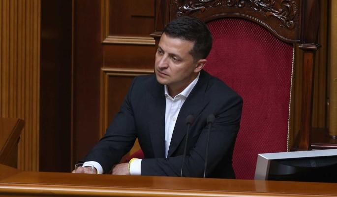Зеленскому сообщили о завершении президентства из-за омерзительного события