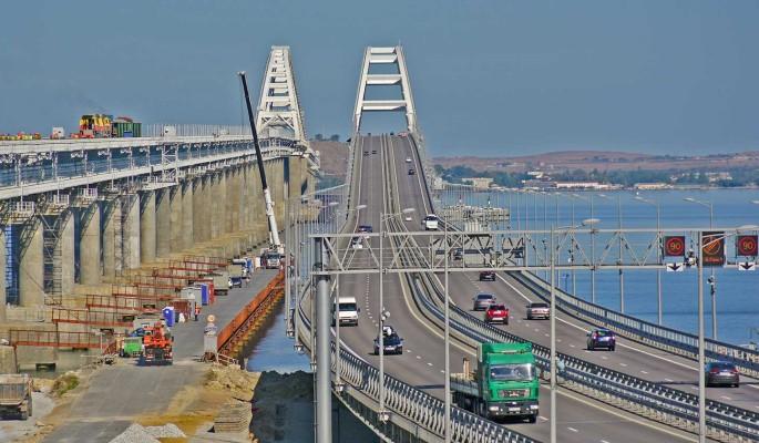 Такого еще не было: у Крымского моста произошло поразительное событие