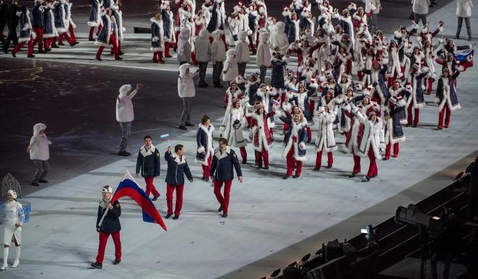 Россию хотят отстранить от Олимпиады