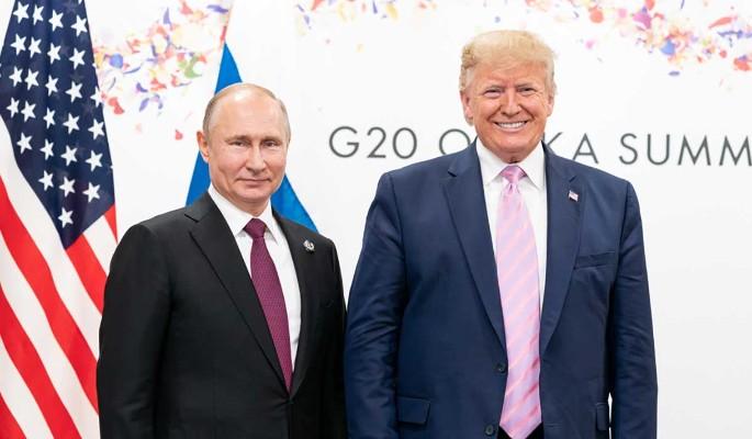 Переговоры Путина с Трампом поставили под сомнение