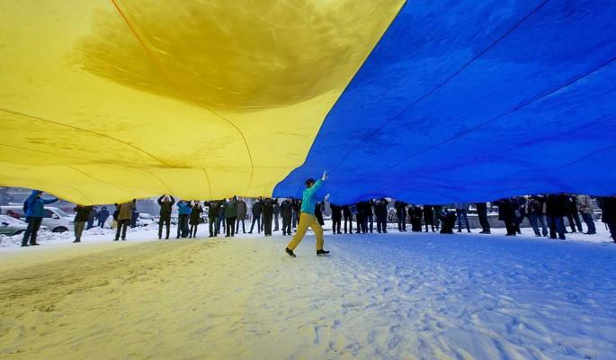 Украину похвалили за угрозы России