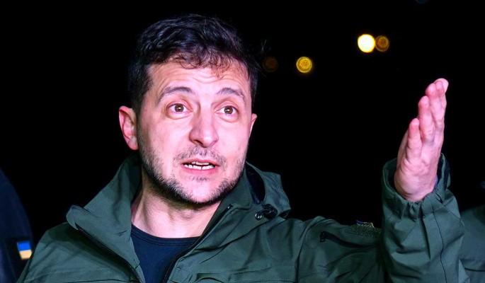 Зеленского поймали за руку на махинациях с унитазами