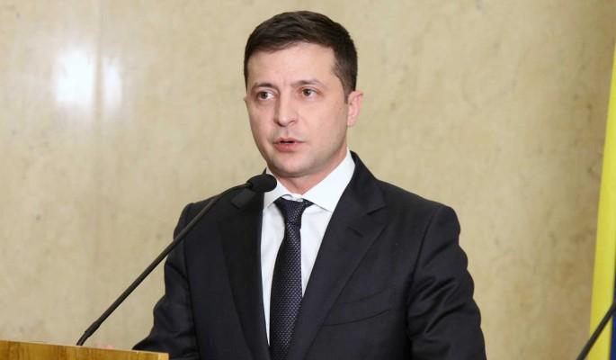 Зеленского публично унизили на Украине