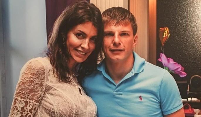 Бывшая жена Аршавина призналась в чувствах новому любовнику