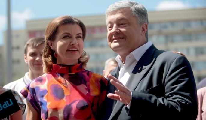 Беспардонная выходка жены Порошенко шокировала украинцев