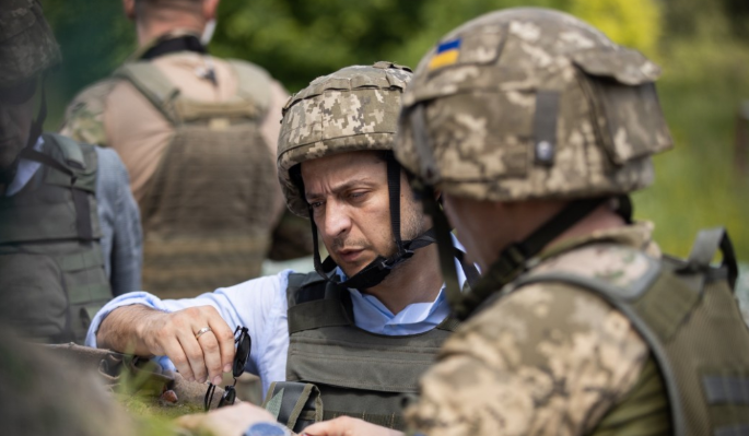 Наглая провокация в Донбассе стала опасной подножкой для Зеленского