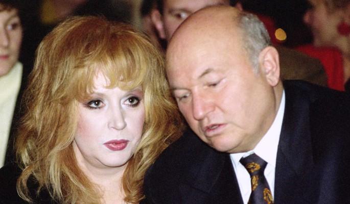 В гробу видала: Пугачева наплевала на мертвого Лужкова