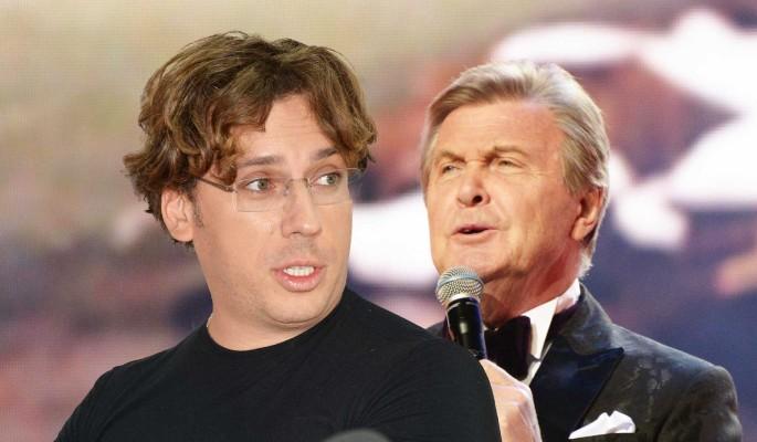 Лещенко шокировал грязной матерщиной на шоу Галкина