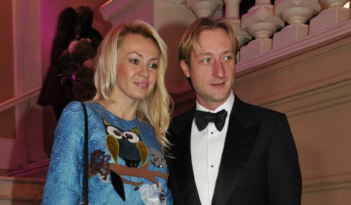 Полиция взялась за сына Плющенко и Рудковской