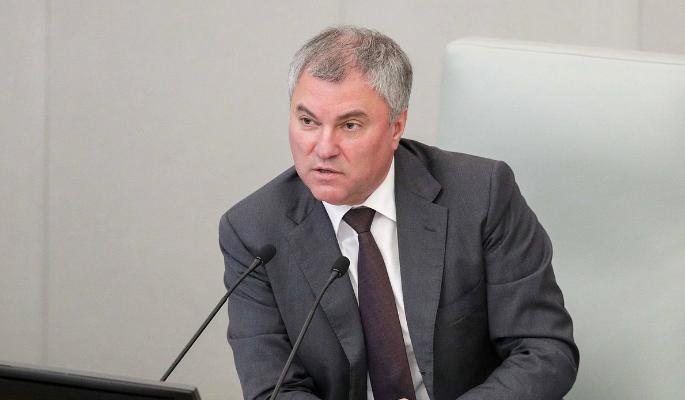 Володин: С министрами нужно обсуждать острые вопросы, а не жизнь на Марсе