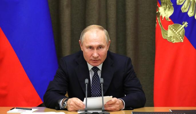 В России поставили условие для рукопожатия Путина и Зеленского