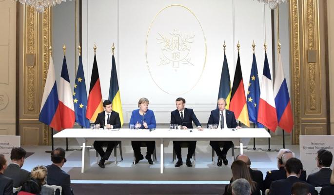 Песков озвучил главные разногласия Путина и Зеленского