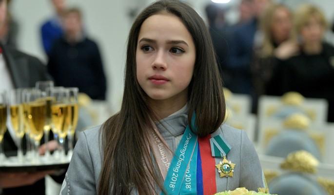 Загитова заявила об амбициях после известия об уходе из спорта