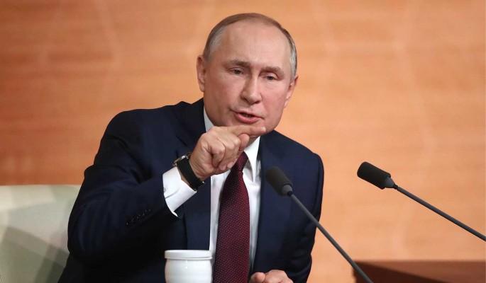 Путин рассказал о победе России и Китая