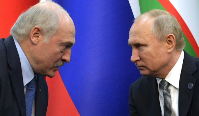 """""""Сладко не будет"""": скользкий Лукашенко остался с носом после встречи с Путиным"""