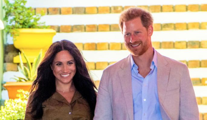 Объявлено о бегстве Меган Маркл и принца Гарри из страны