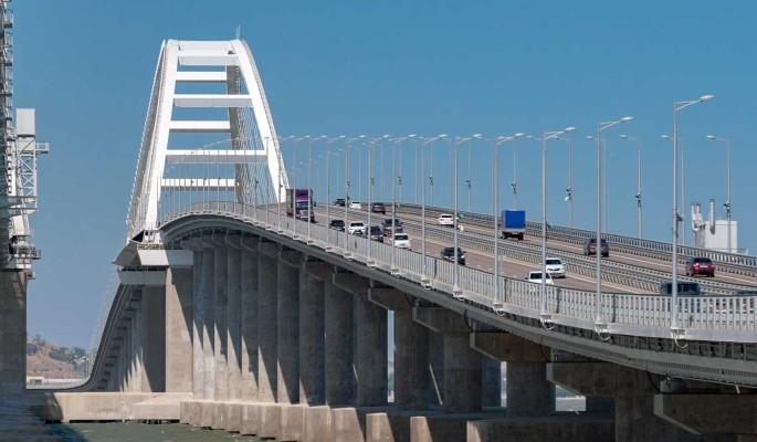 Крымский мост: устроивших дерзкую провокацию украинцев поставили на место