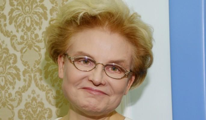 Елена Малышева решила отметить праздник с больной матерью
