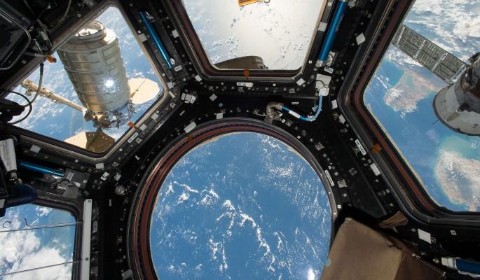 Елка наряжена: как готовятся к Новому году в космосе