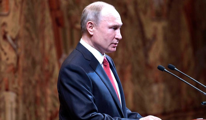 Путин влепил звонкую пощечину мечущемуся Зеленскому