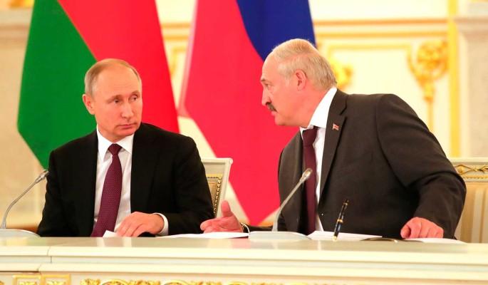 Путин провел важные переговоры с Лукашенко
