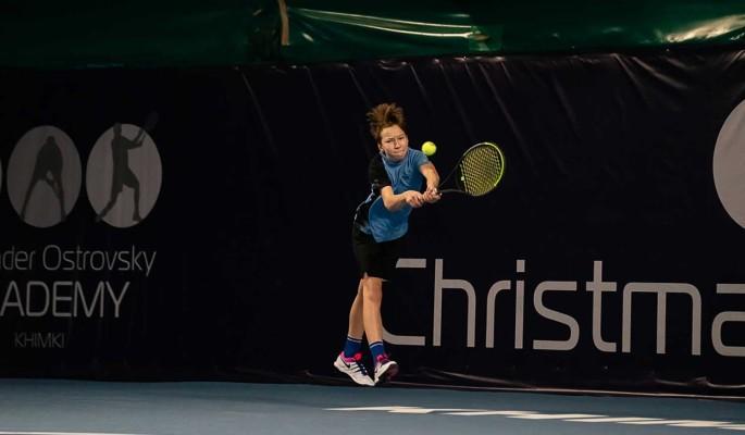 В Химках стартуют матчи Tennis Europe ONE SGM Christmas Cup 2020