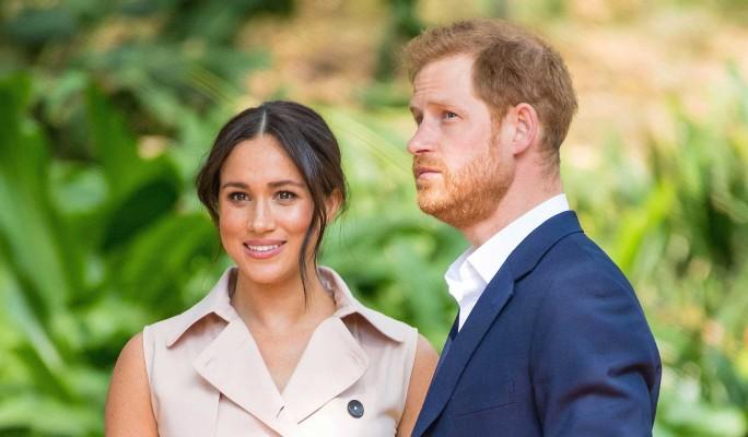 Маркл и принц Гарри отреклись от королевской семьи