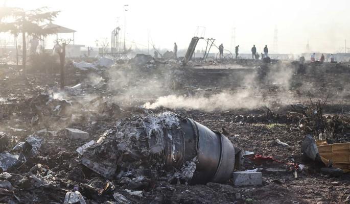 Провокацию с российской ракетой при крушении Boeing-737 разнесли