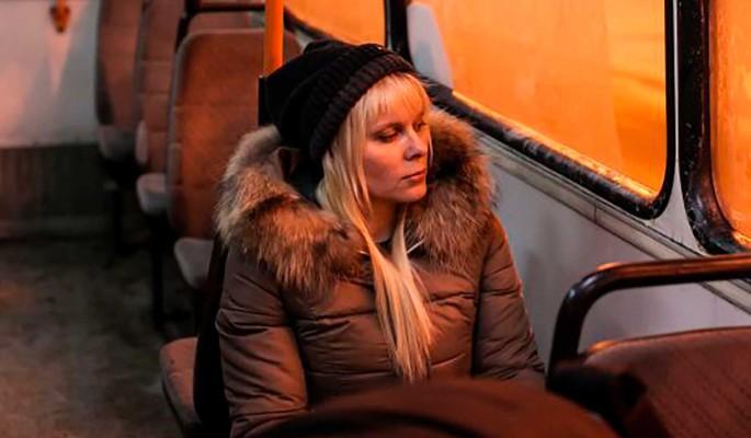 Оказавшаяся в зоне бедствия актриса сериала