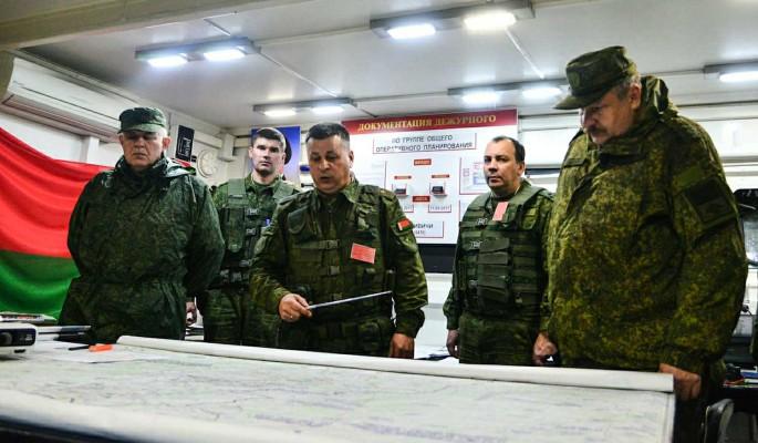 Вскрылись данные о подготовке Белоруссии к войне с Россией